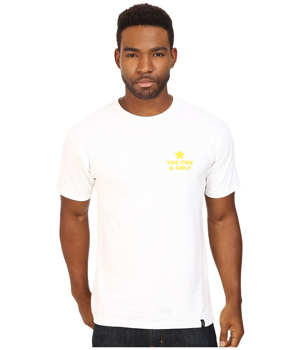 HUF - Breaks Loose Tee (White) Men's T Shirt