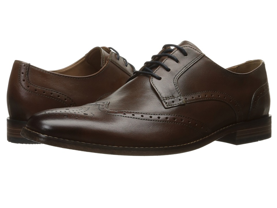 Bostonian Narrate Wing (Tan Leather) Men