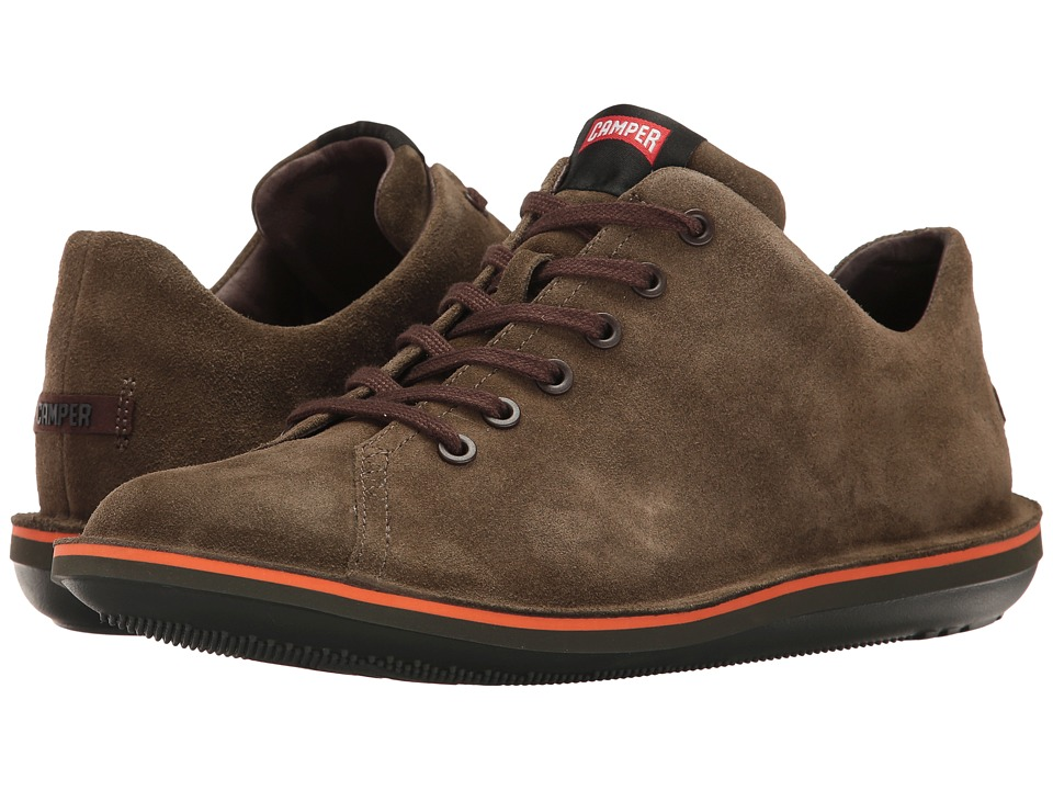 Camper - Beetle Lo-18648 (Dark Green) Men's Lace up casual Shoes