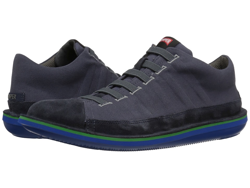 Camper - Beetle - 36791 (Dark Gray 1) Men's Lace up casual Shoes