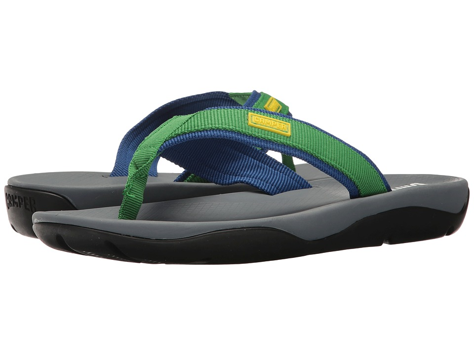 Camper Match K100182 (Green Multi) Men