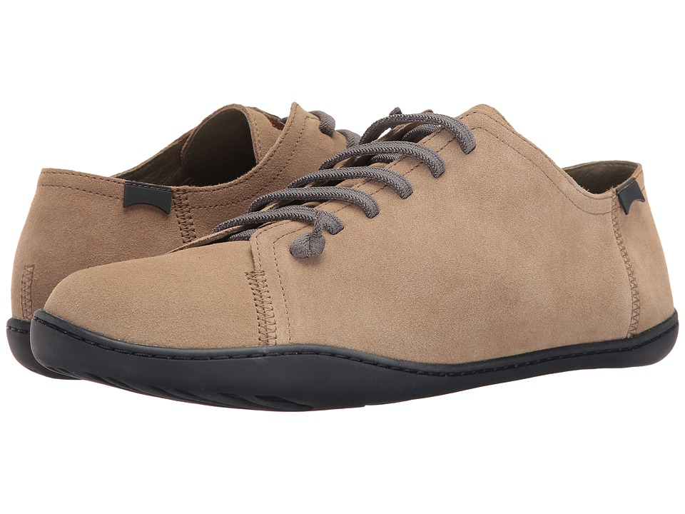 Camper - Peu Cami - 17665 (Brown) Men's Lace up casual Shoes