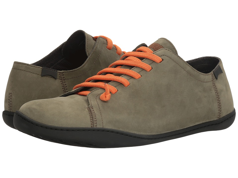 Camper - Peu Cami - 17665 (Dark Green) Men's Lace up casual Shoes