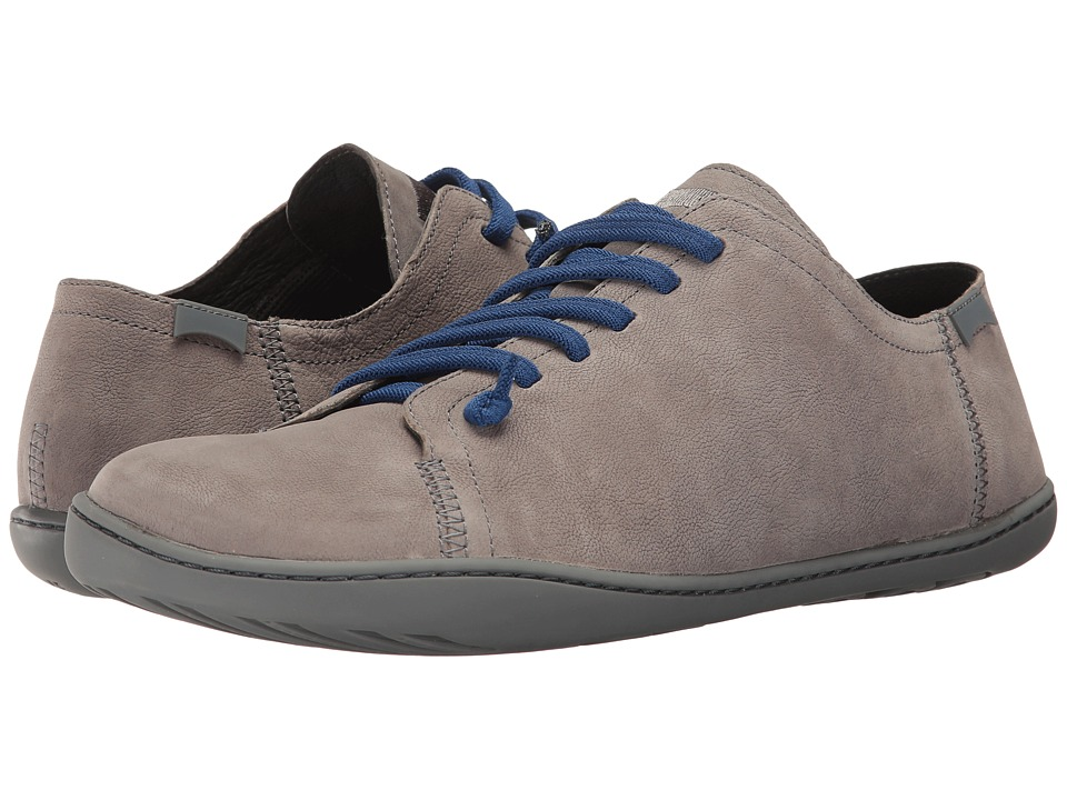 Camper - Peu Cami - 17665 (Medium Grey) Men's Lace up casual Shoes