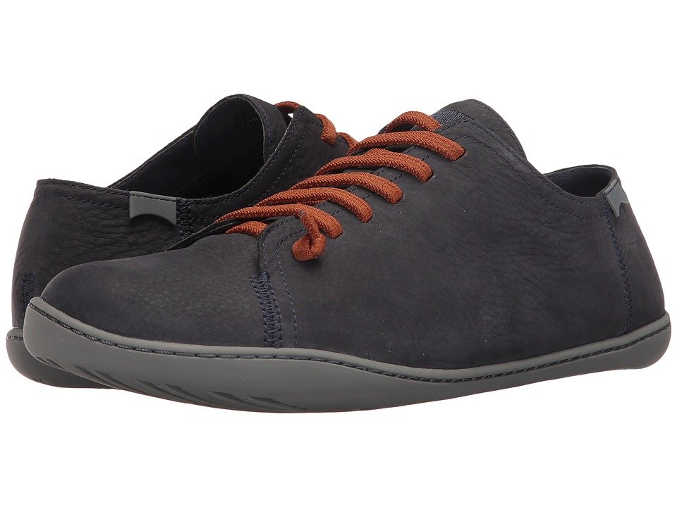 Camper - Peu Cami - 17665 (Dark Blue) Men's Lace up casual Shoes