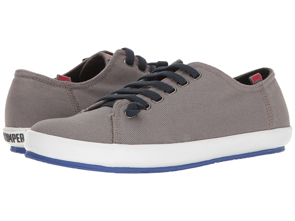 Camper - Peu Rambla Vulcanizado - 18869 (Medium Grey) Men's Lace up casual Shoes