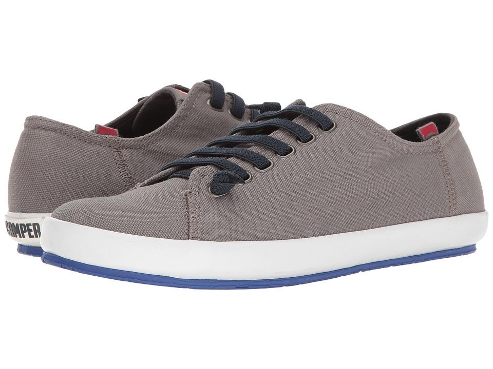 Camper - Peu Rambla Vulcanizado - 18869 (Medium Grey) Men's Lace up casual Shoes