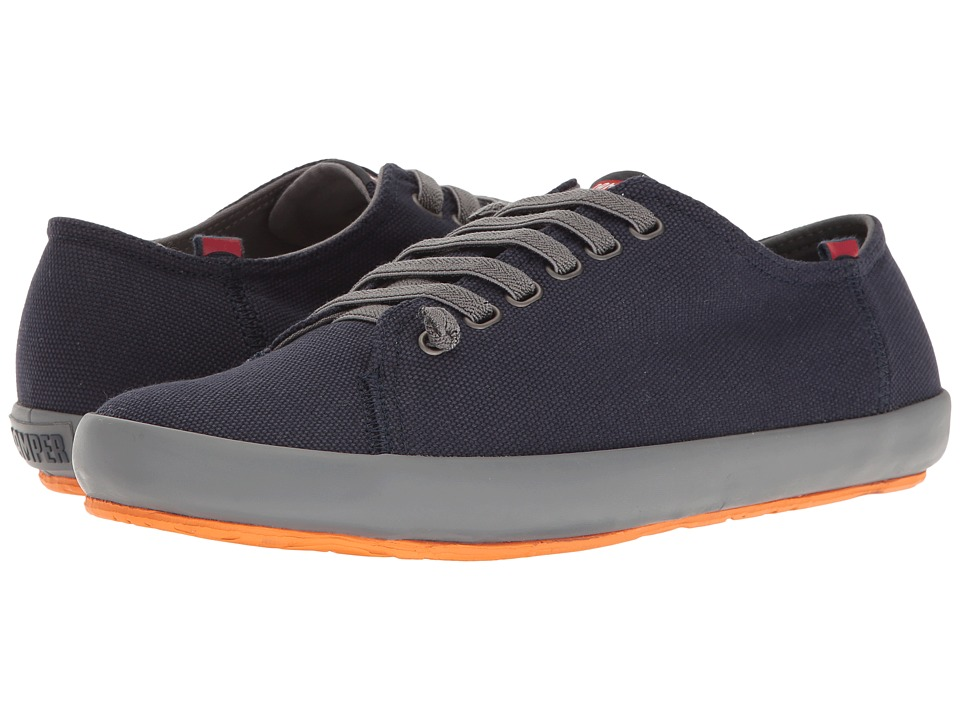 Camper - Peu Rambla Vulcanizado - 18869 (Navy 2) Men's Lace up casual Shoes