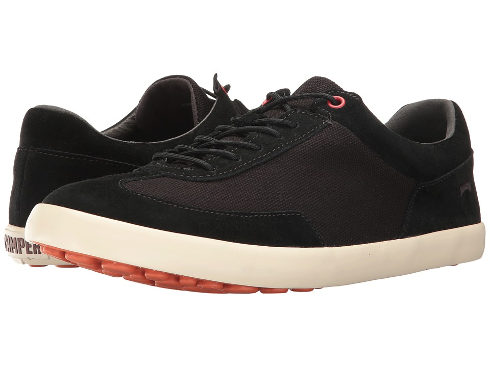 Camper - Pursuit - K100060 (Black) Men's Lace up casual Shoes