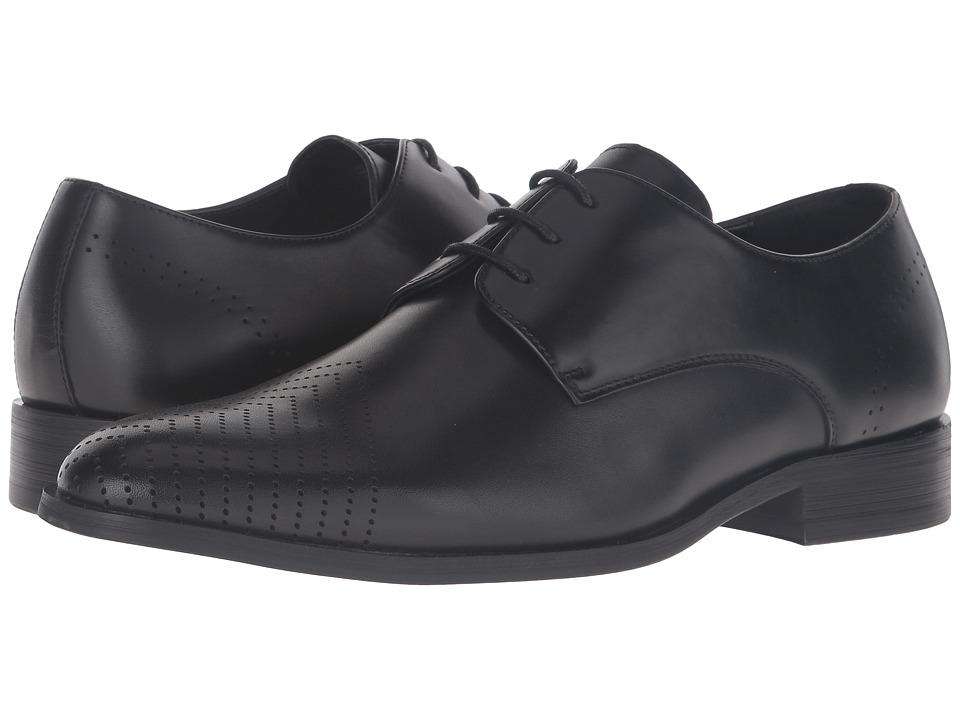 Kenneth Cole Reaction - Last Laugh (Black) Men's Slip-on Dress Shoes
