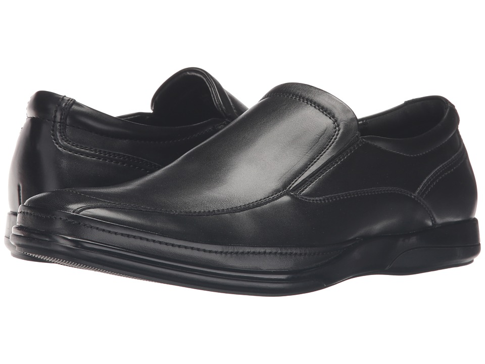 Kenneth Cole Reaction - Law-Firm (Black) Men's Slip on Shoes