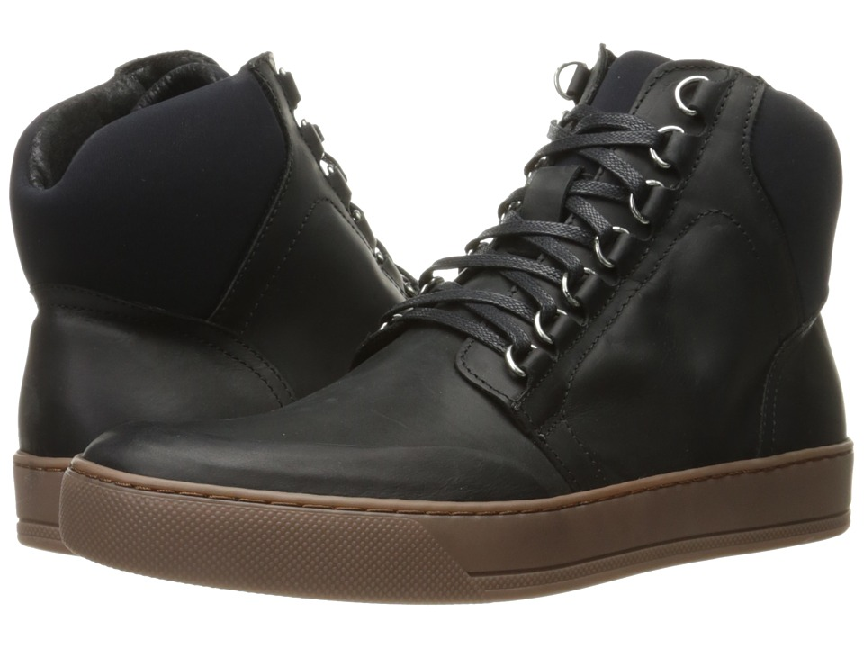 Kenneth Cole Reaction - Night Sky (Black) Men's Lace up casual Shoes