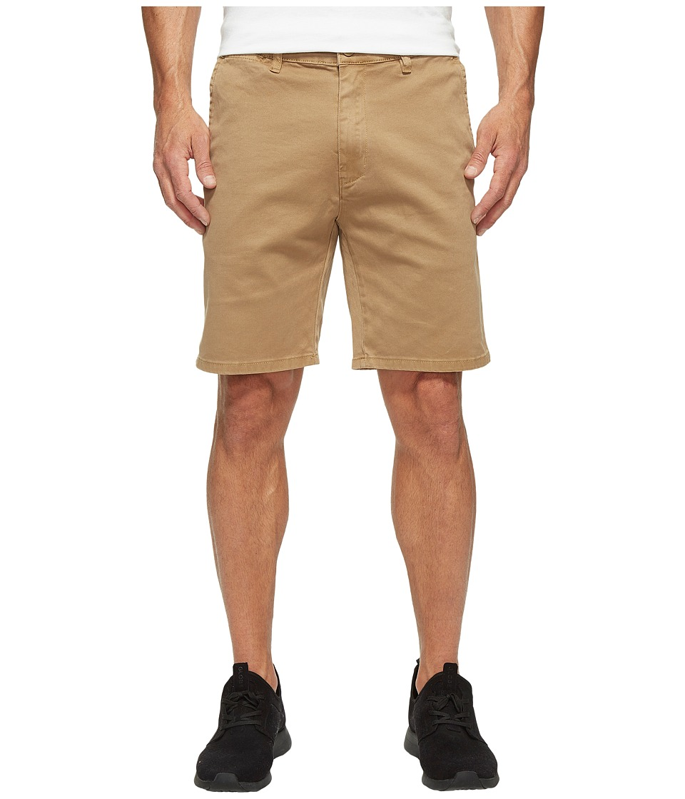 Globe - Goodstock Vintage Chino Walkshorts (Stone) Men's Shorts