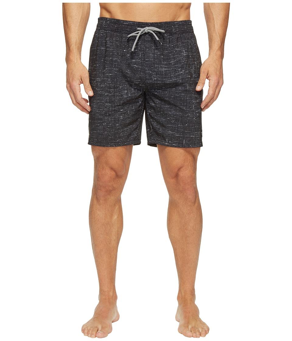 Globe - Spencer 2.0 Poolshorts (Black) Men's Swimwear