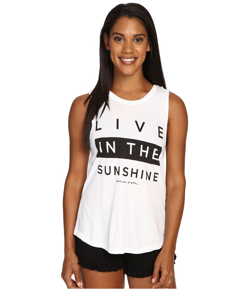 Spiritual Gangster - Live in The Sunshine (White) Women's Workout