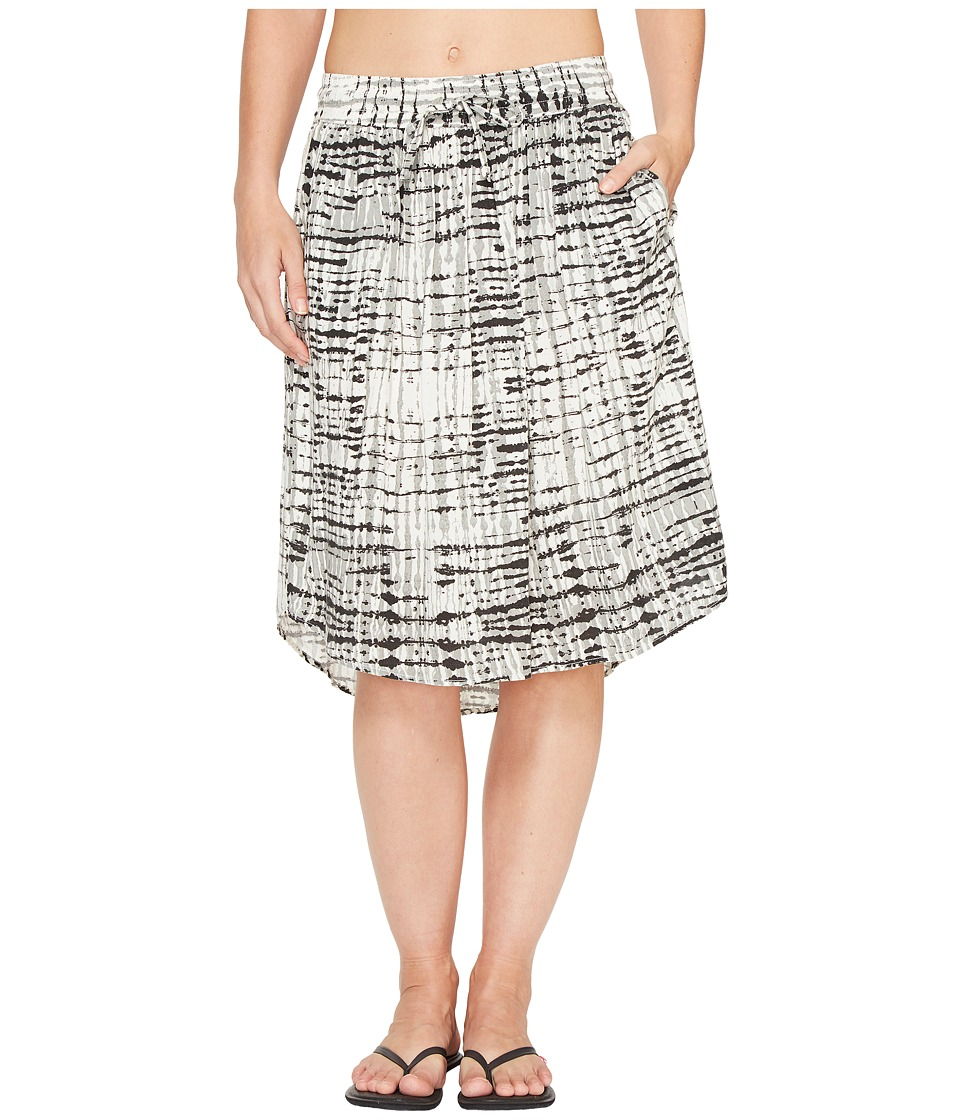 KAVU - Joplin Skirt (Smoked Pearl) Women's Skirt