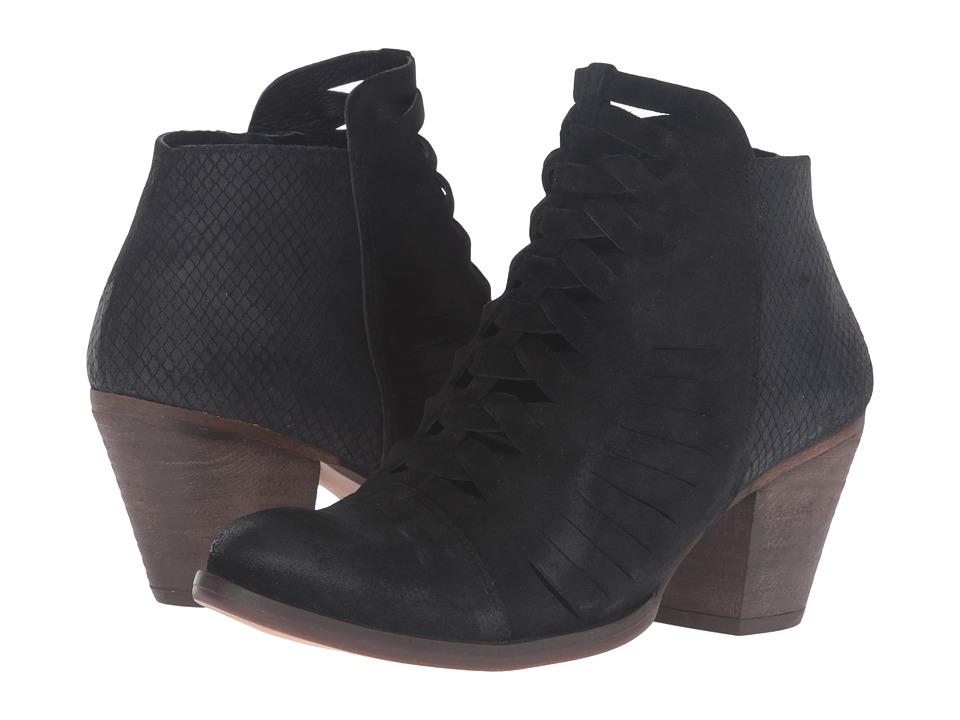 Free People Loveland Ankle Boot (Black) Women