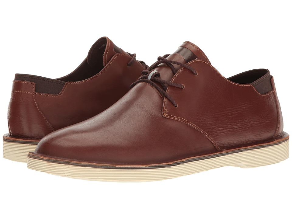 Camper - Morrys - K100057 (Medium Brown 1) Men's Lace up casual Shoes