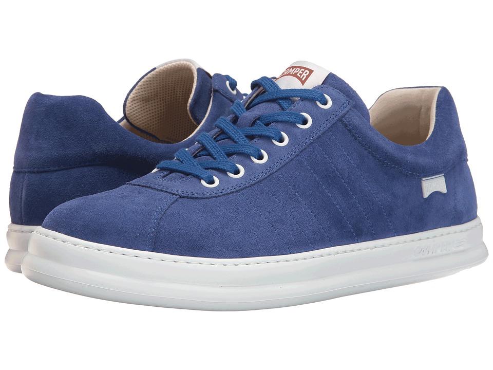 Camper - Runner Four - K100227 (Medium Blue) Men's Lace up casual Shoes