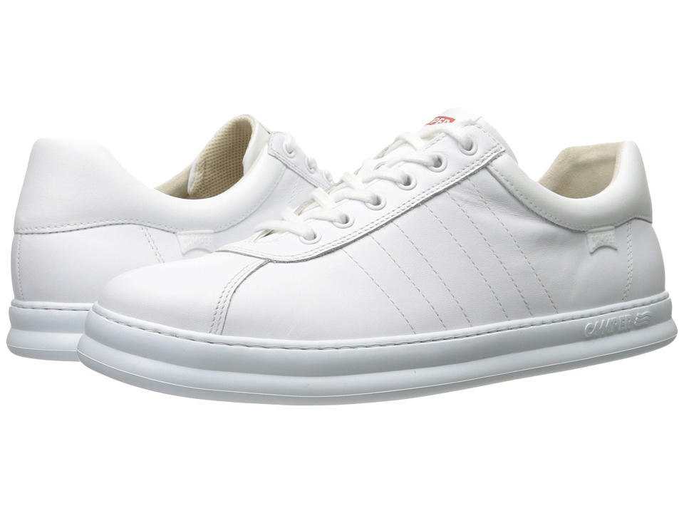 Camper - Runner Four - K100227 (White) Men's Lace up casual Shoes