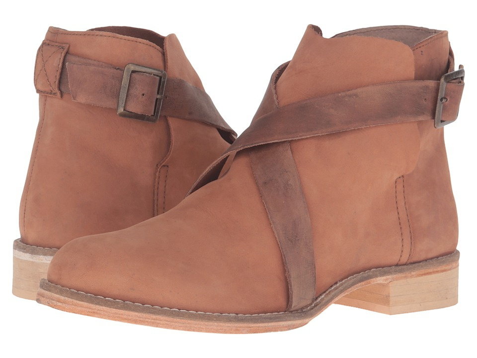 Free People Las Palmas Ankle Boot (Taupe) Women