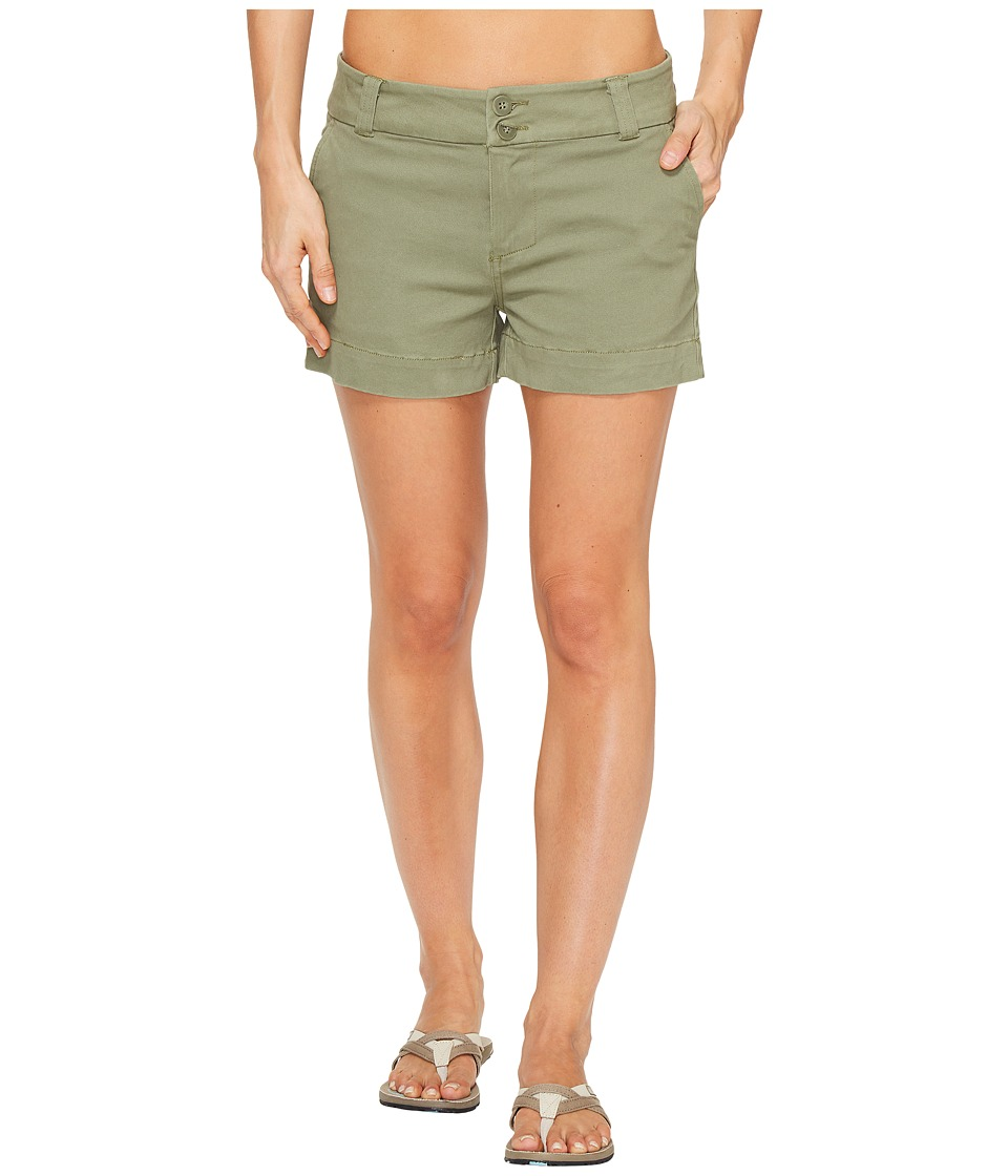 KAVU - Catalina Short (Khaki) Women's Shorts