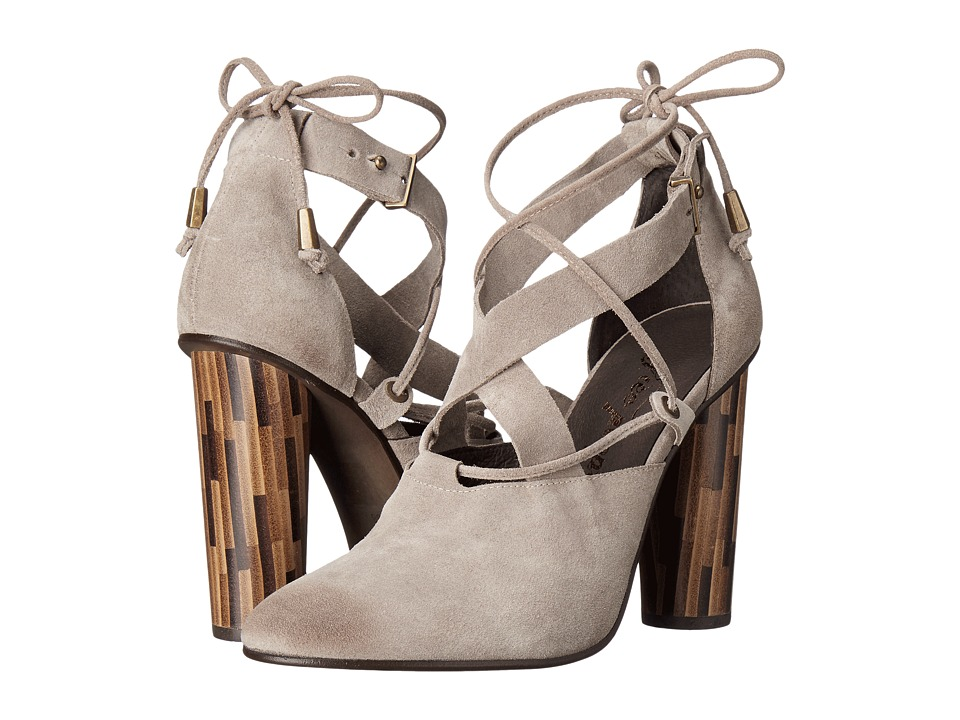Free People - Nouvella Wrap (Taupe) High Heels