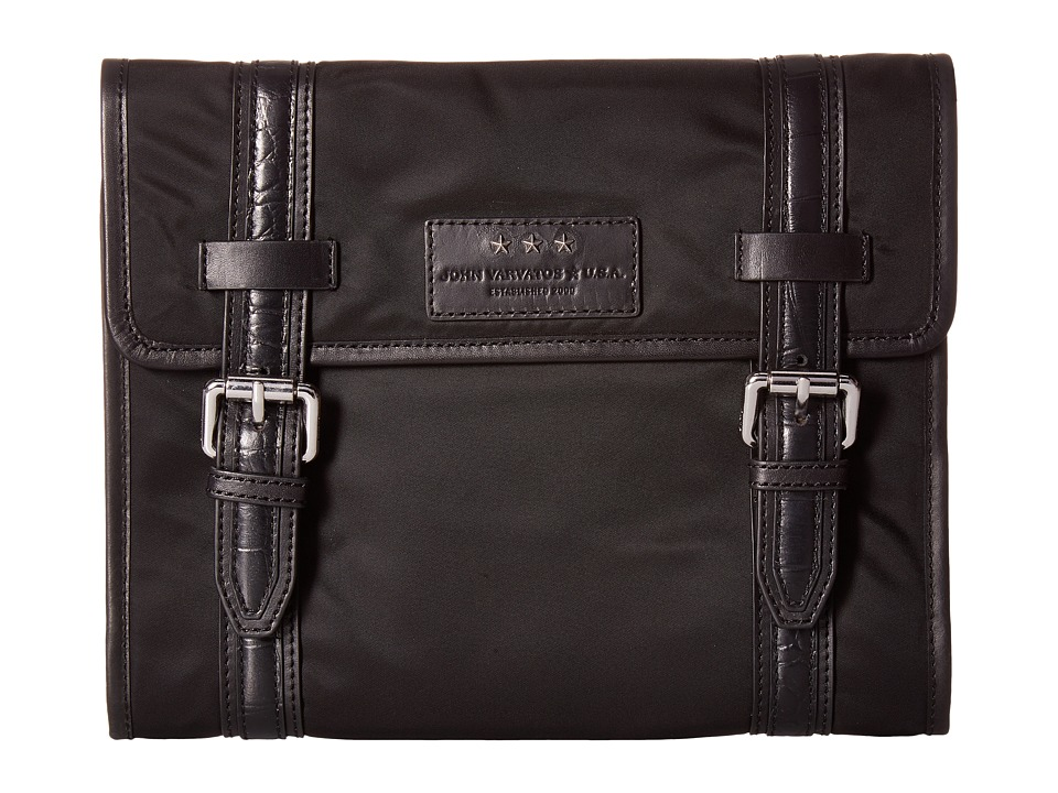 John Varvatos Star U.S.A. - Remy iPad Sleeve (Black) Wallet