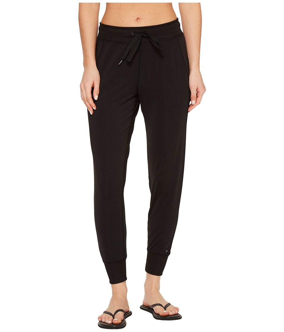 KAVU - Jogger (Black) Women's Casual Pants
