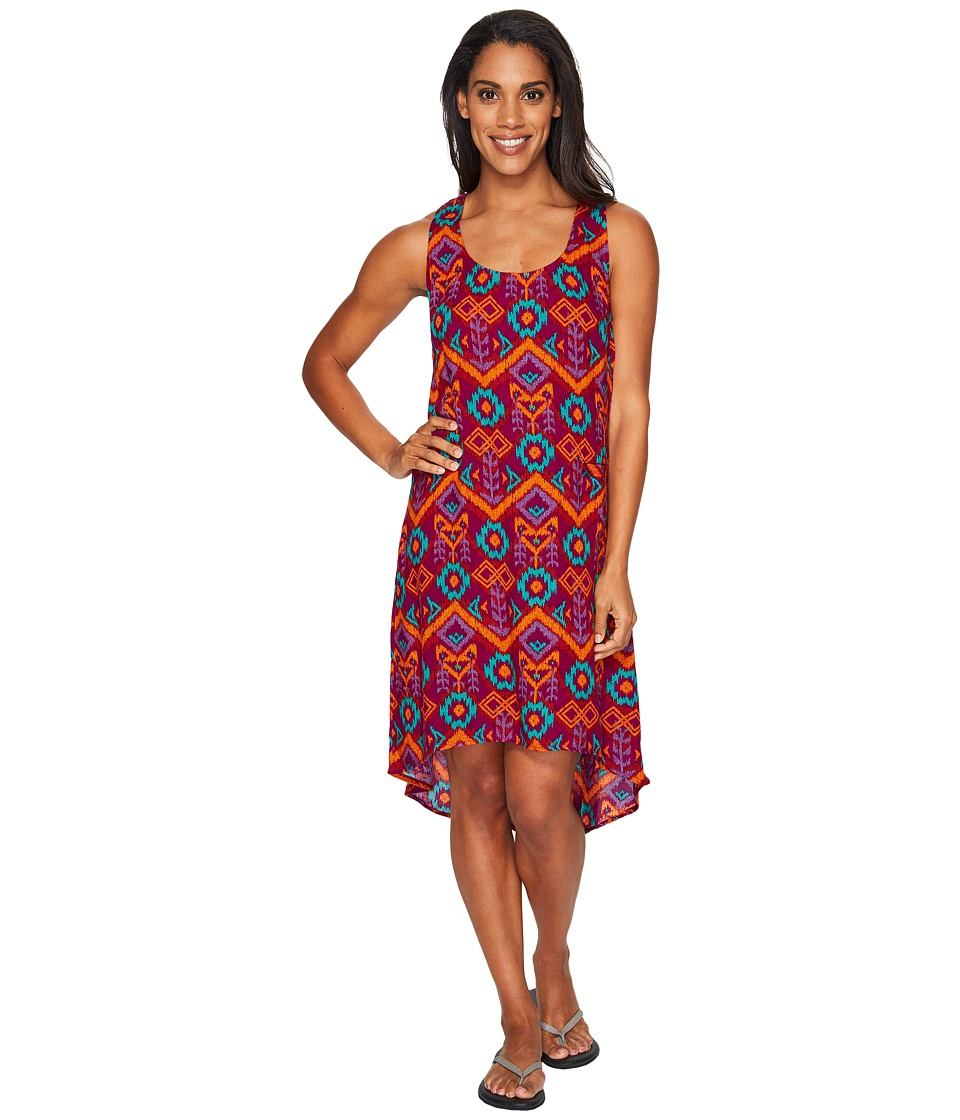KAVU - Jocelyn Dress (Jewel Ikat) Women's Dress