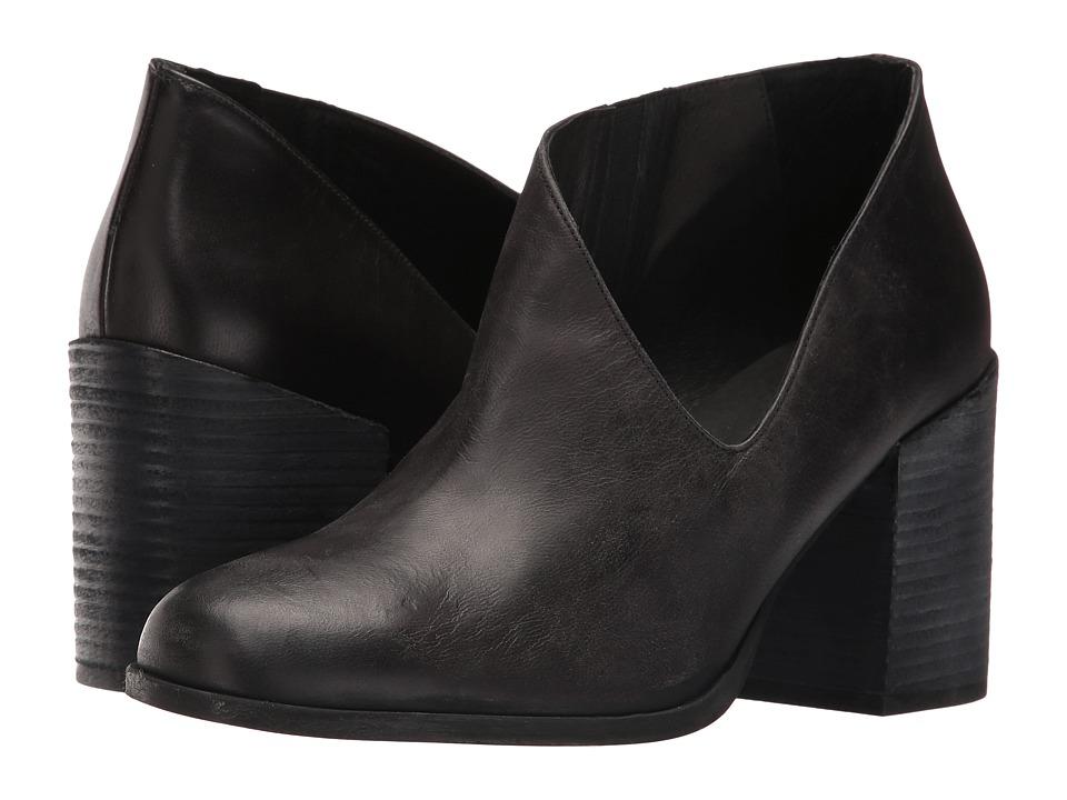 Free People Terrah Heel Boot (Black) Women
