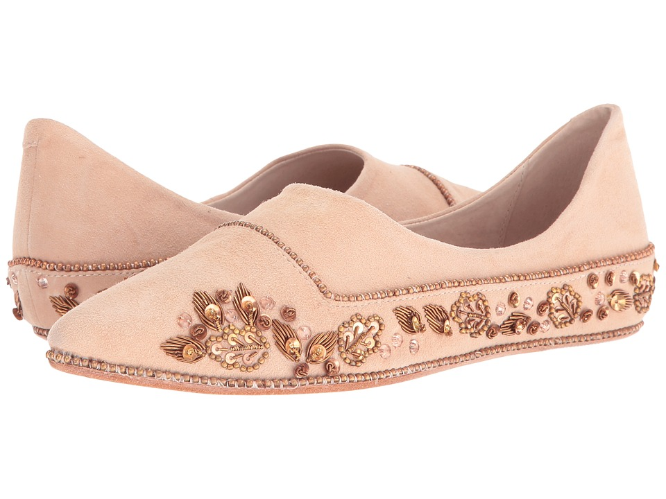 Free People - Parissa Flat (Pink) Women's Flat Shoes