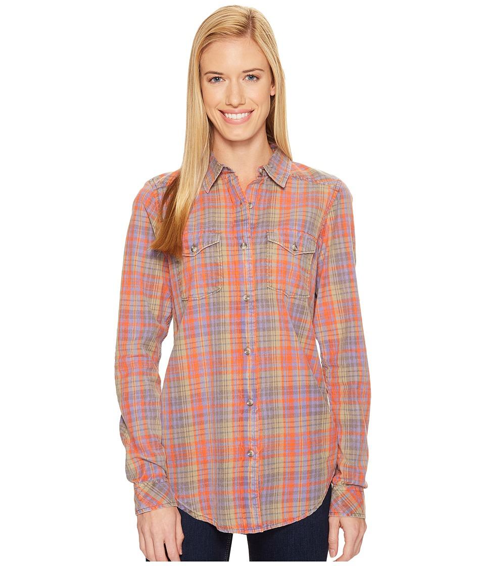 KAVU Billie Jean Shirt (Spring Splash) Women