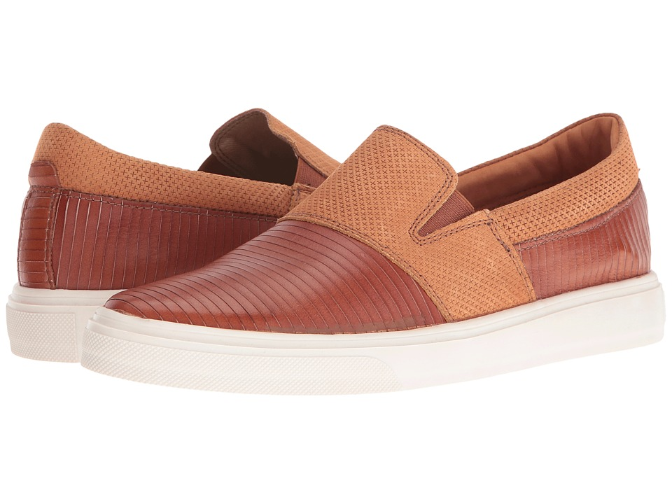 Free People - Off Duty Slip-On Sneaker (Taupe) Women's Slip on Shoes