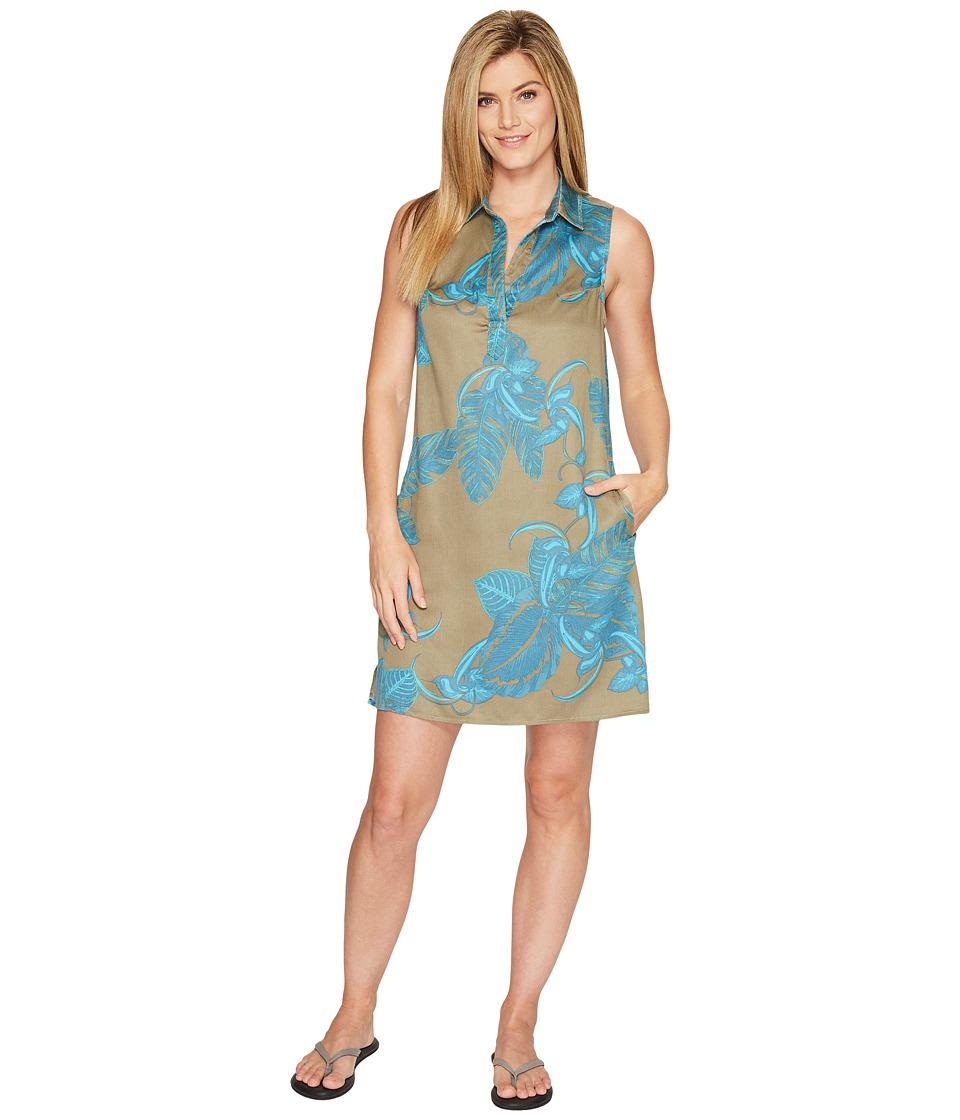 KAVU - Zillah (Moss Palms) Women's Clothing