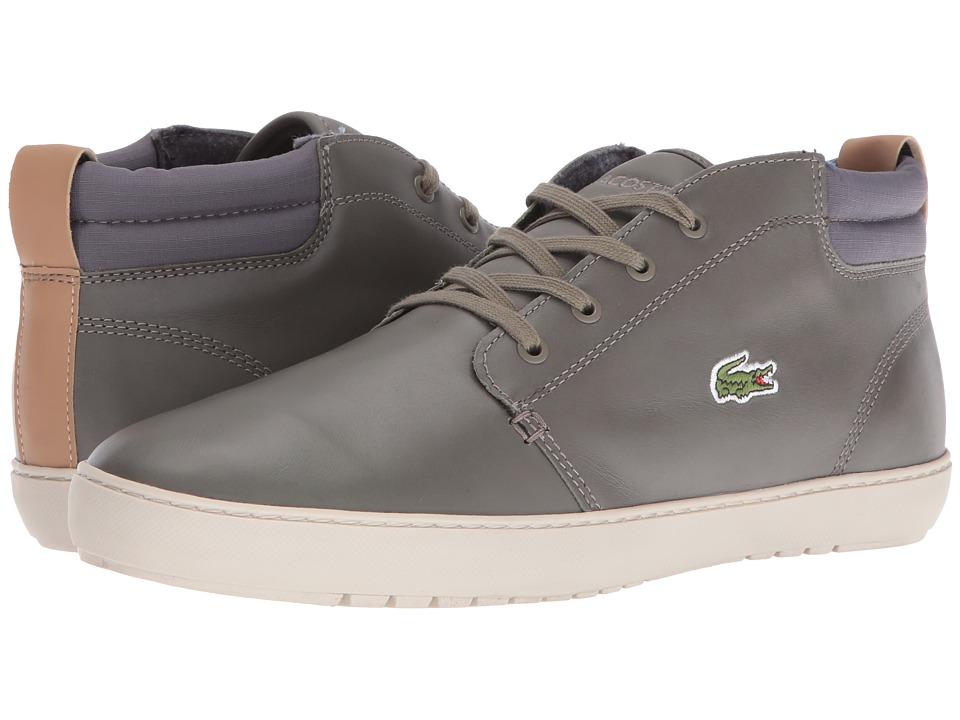 Lacoste - Ampthill Terra 416 1 (Khaki) Men's Shoes
