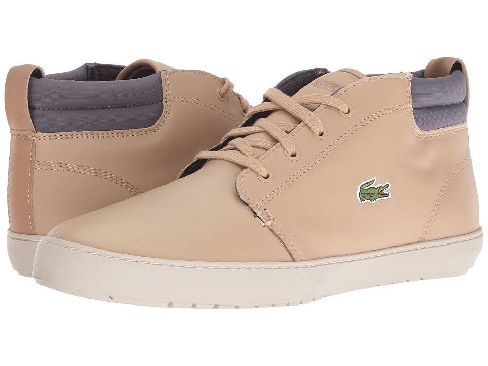 Lacoste - Ampthill Terra 416 1 (Natural) Men's Shoes
