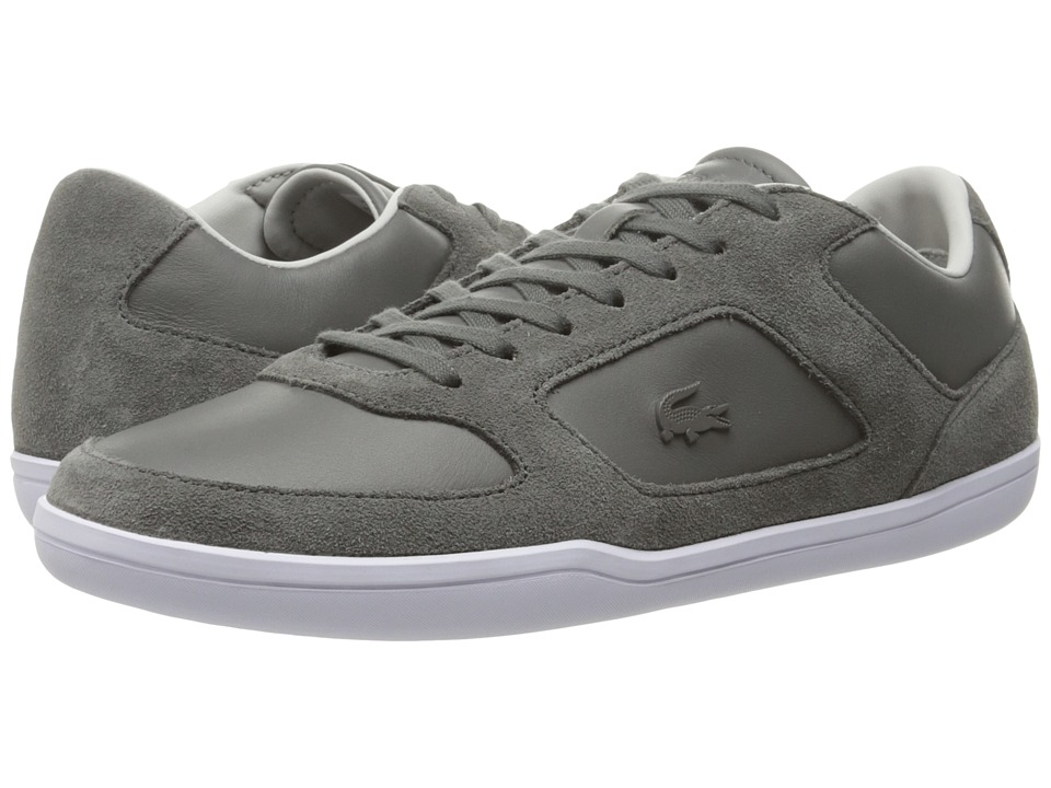 Lacoste - Court-Minimal 316 1 (Dark Grey) Men's Shoes