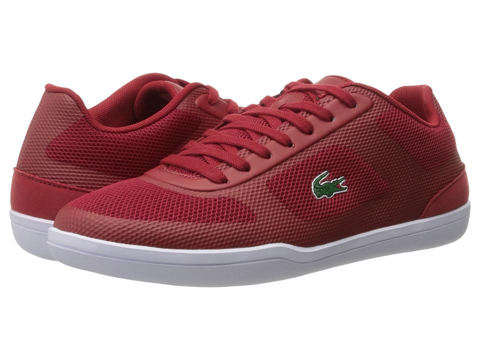 Lacoste - Court-Minimal Sport 416 1 (Red) Men's Shoes