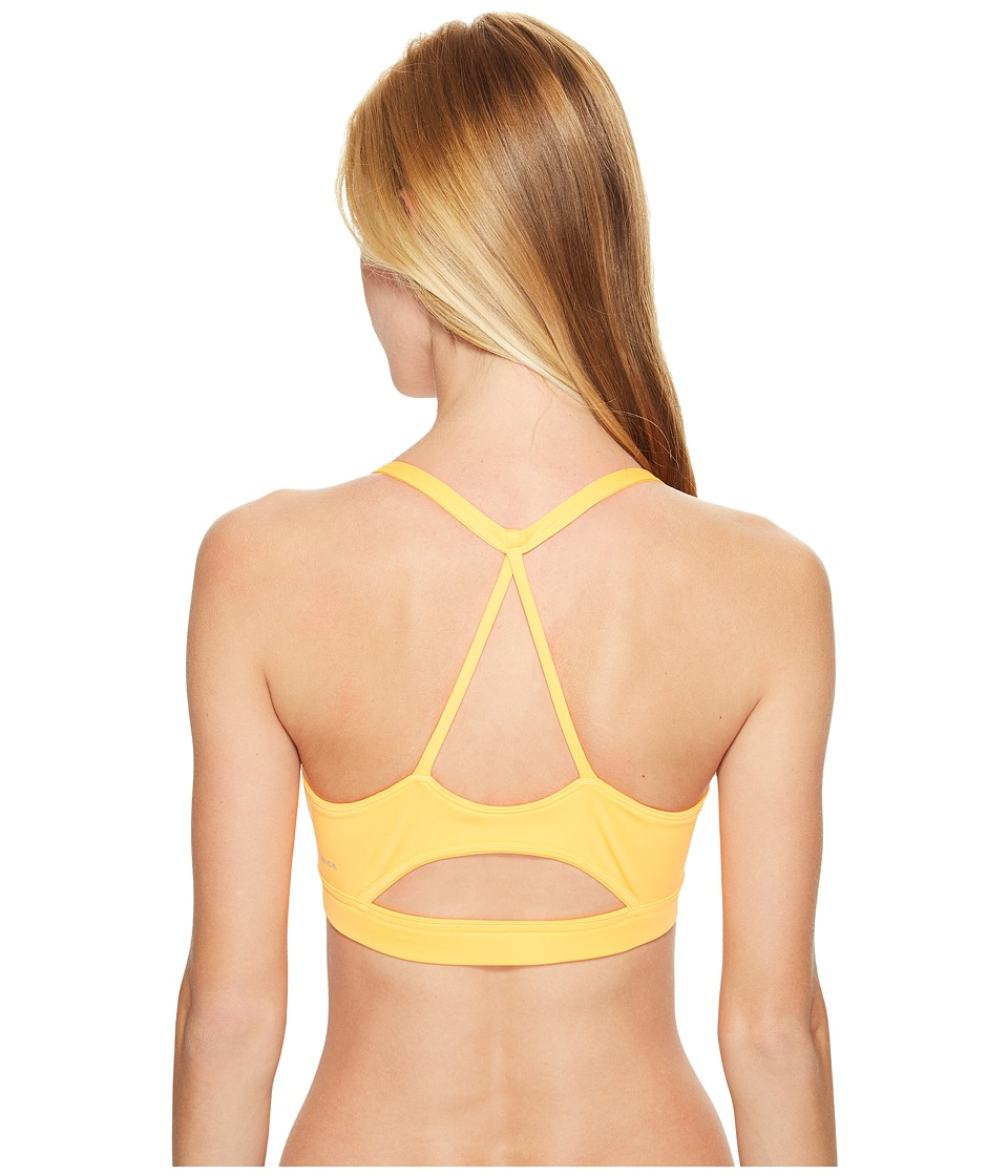 Reebok Workout Ready Tri Back Bra (Fire Spark) Women