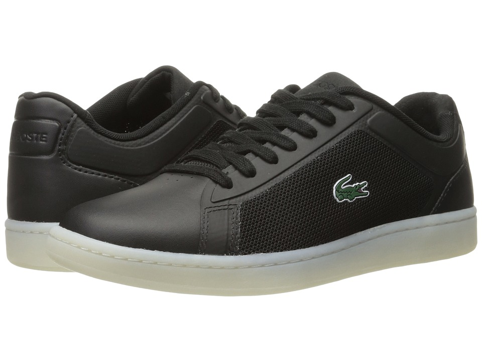 Lacoste - Endliner 416 1 (Black) Men's Shoes