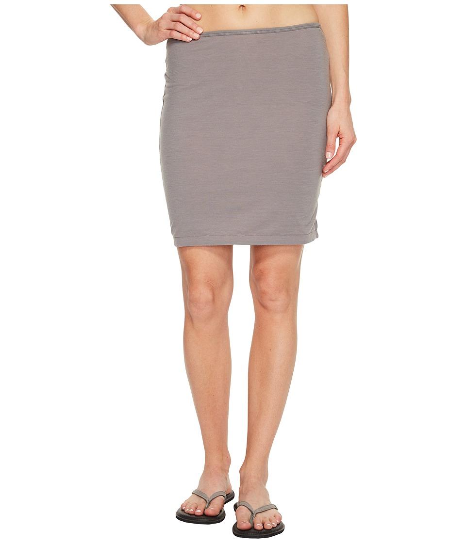 Icebreaker Tsveti Reversible Skirt (Bracken/Soft Pink Heather) Women