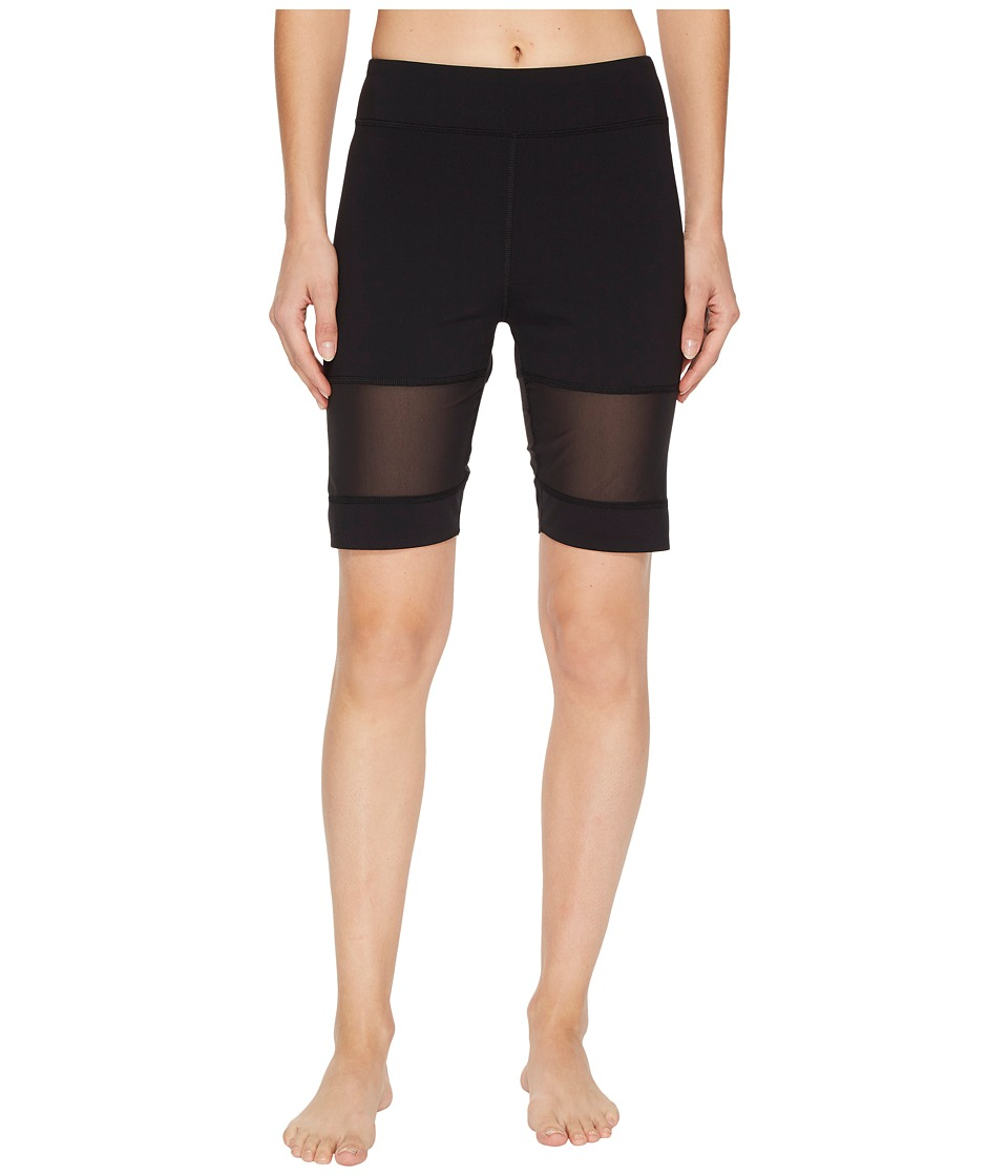 Reebok - Cardio Bike Shorts (Black) Women's Shorts