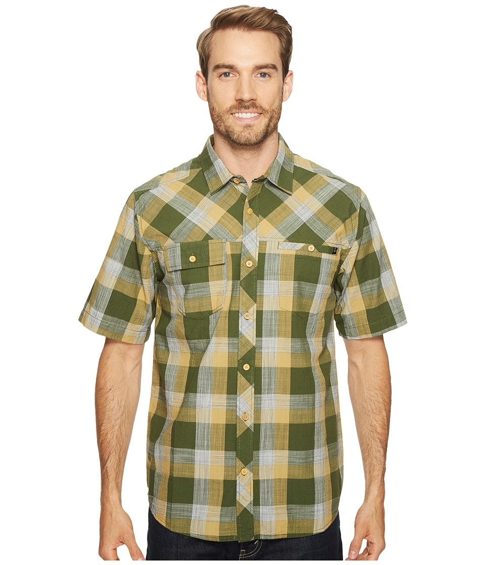 KAVU - Pemberton (Moss) Men's Clothing