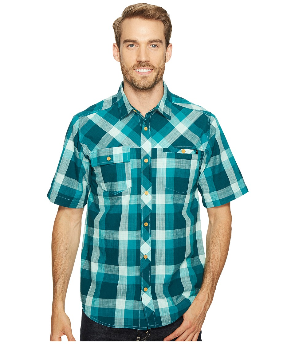 KAVU - Pemberton (Deep Teal) Men's Clothing