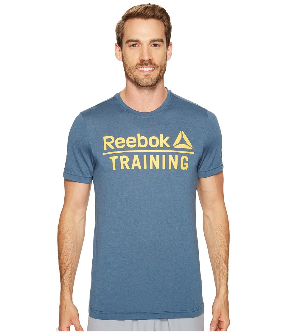 Reebok - Training Speedwick (Brave Blue) Men's Clothing