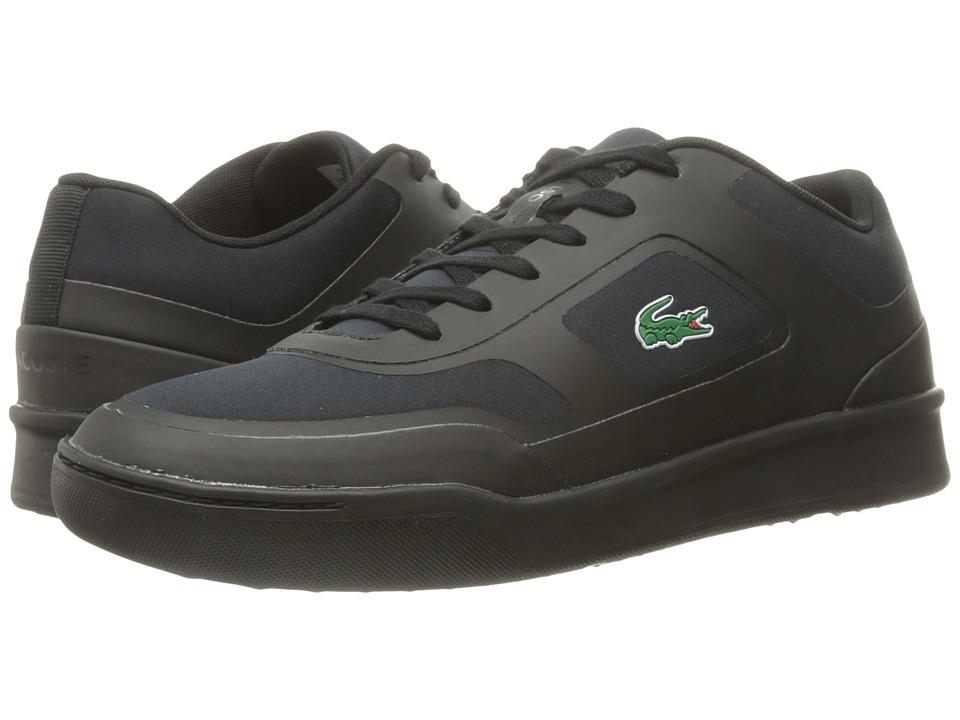 Lacoste - Explorateur Sport 316 1 (Black) Men's Shoes