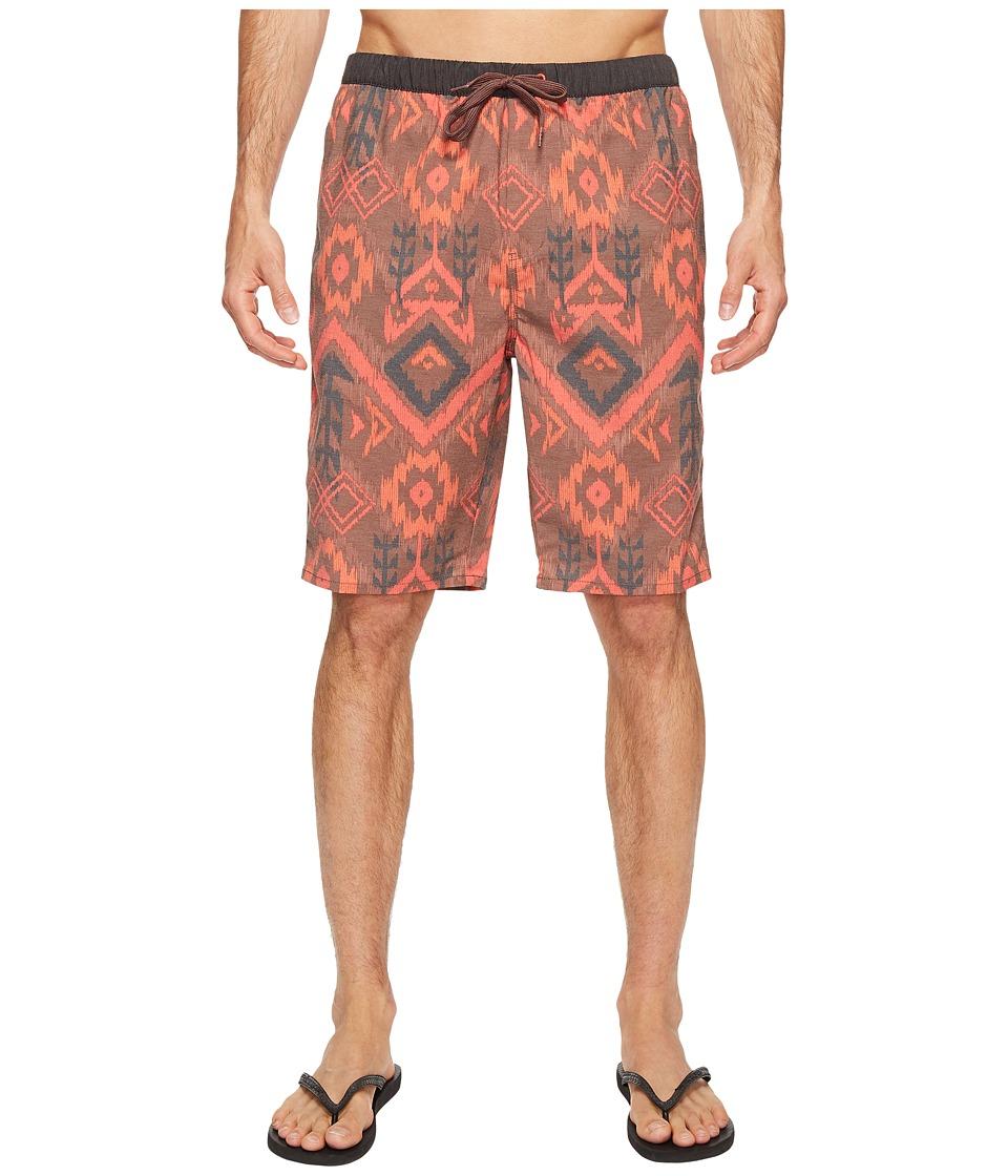 KAVU - Sea Legs (Earth Ikat) Men's Casual Pants