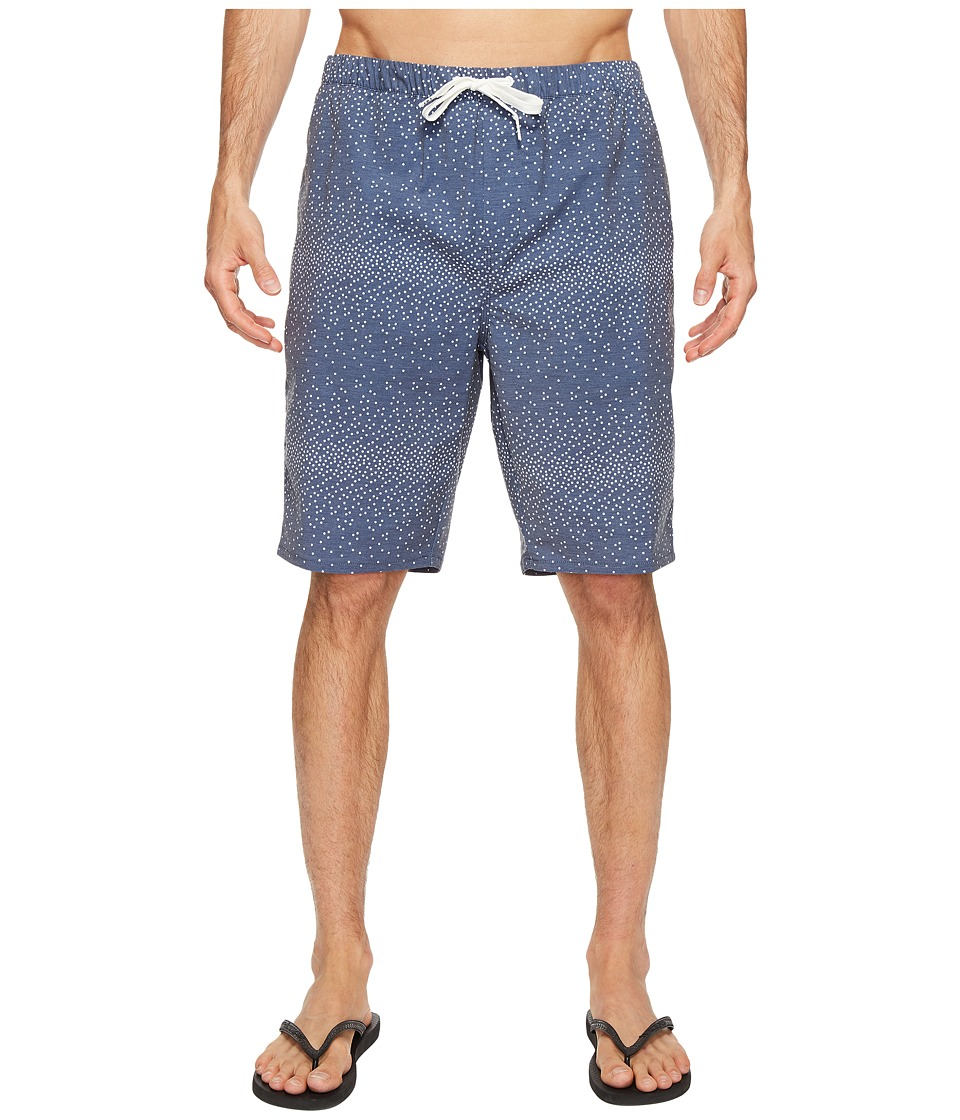 KAVU - Sea Legs (Navy Dots) Men's Casual Pants
