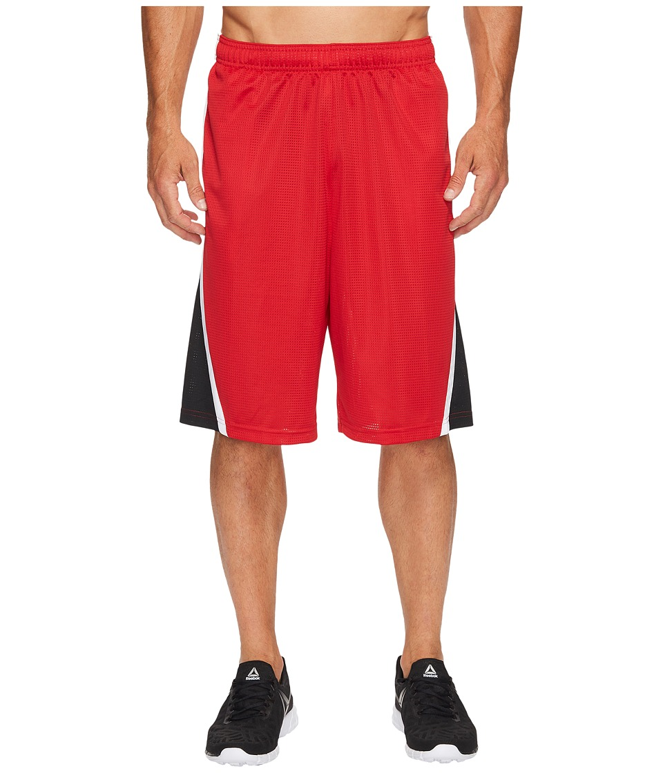 Reebok US Workout Basketball Shorts (Excellent Red) Men